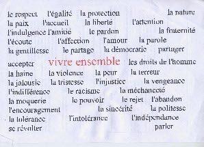 Poèmes et Libertés, école et collège