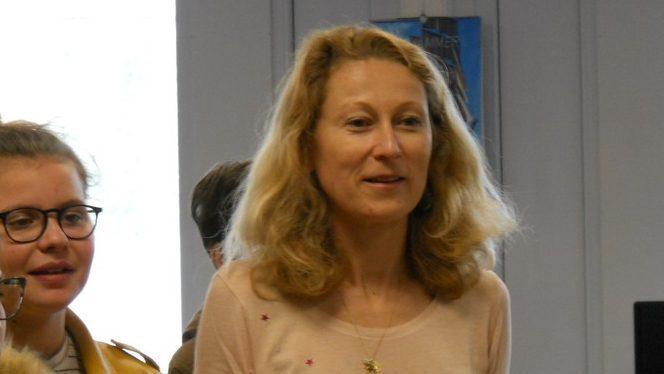 Une très belle rencontre avec une auteure, Lenia Major