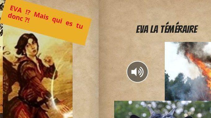 Lénia Major – le teaser book creator de la Fille de l'Araignée