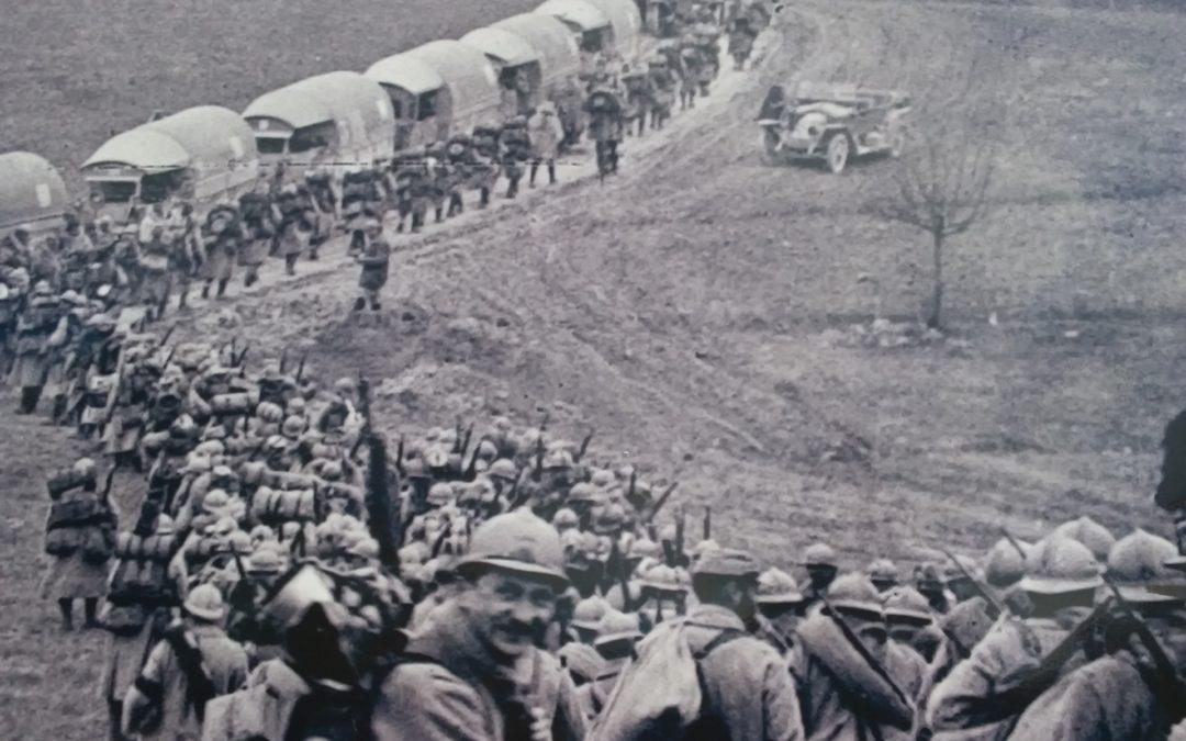 Verdun : la Voie Sacrée et la Citadelle souterraine