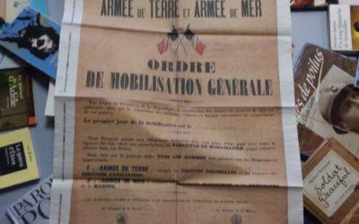 Les 3èmes : un voyage à Verdun fin septembre