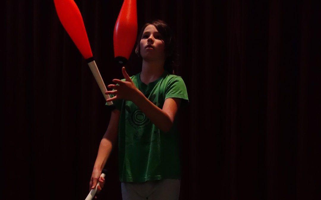 L'Atelier cirque & poésie, retour sur le premier trimestre