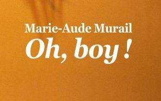 Rencontrer Marie-Aude MURAIL, l'auteure de Oh, Boy !