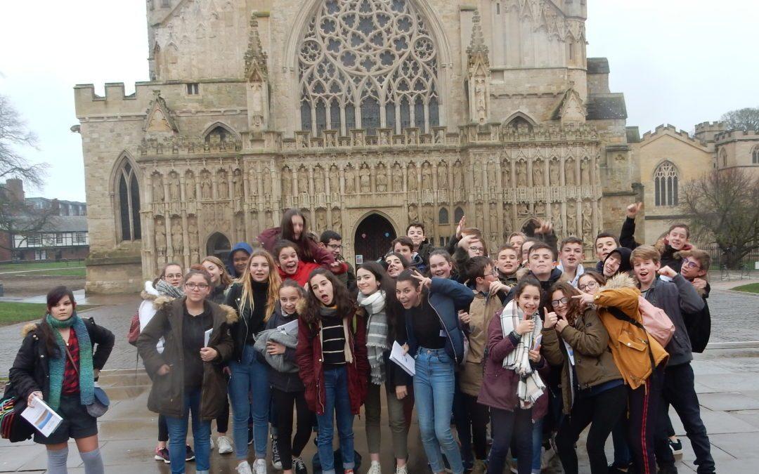A Exeter, le mardi c'est entre la cathédrale et la disco