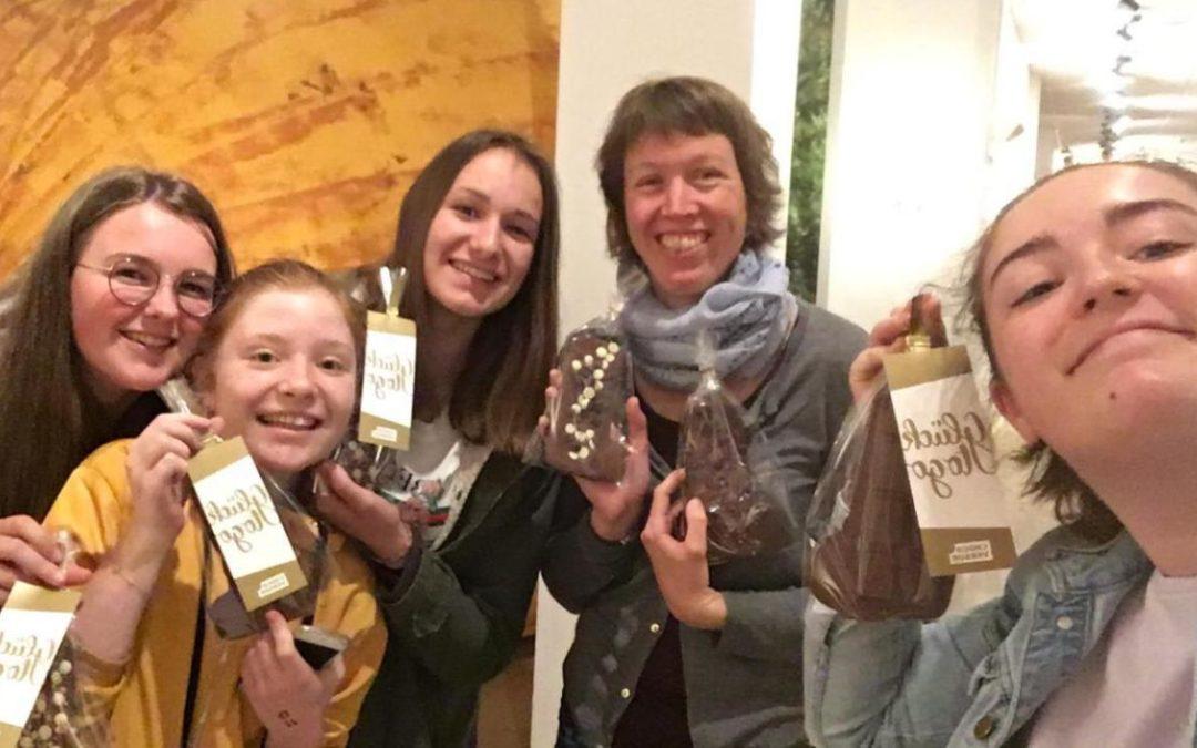 Plaisirs chocolatés et balades grandioses à Hambourg !