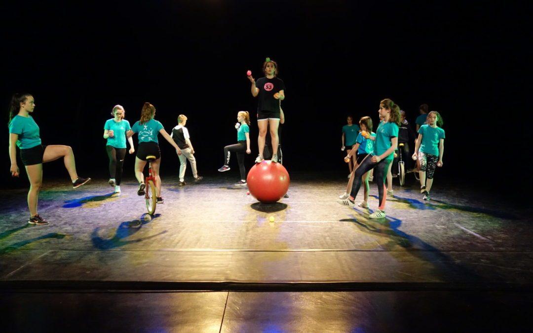 Festival National des Arts du Cirque à Die (Drôme) du 04 au 07 juin.